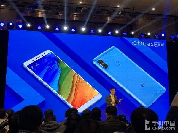 Анонс Xiaomi Redmi Note 5 в Китае: выносливый, привлекательный и с «мозговитыми» камерами – фото 4
