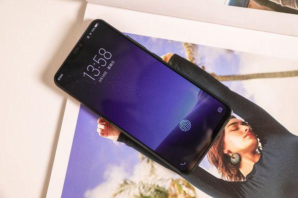 Представлен Vivo X21 UD — второй смартфон с дисплейным сканером отпечатков пальцев – фото 2