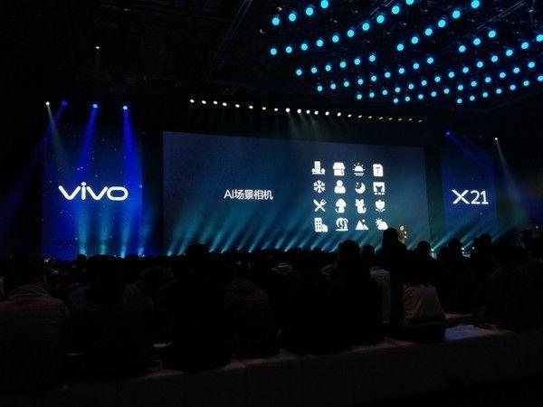 Представлен Vivo X21 UD — второй смартфон с дисплейным сканером отпечатков пальцев – фото 4