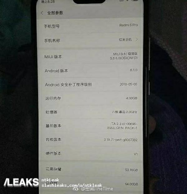 Xiaomi объявила дату презентации Xiaomi Mi Pad 4 и Redmi 6 Pro – фото 5