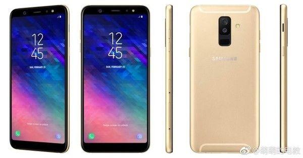 Производитель чехлов раскрыл дизайн Samsung Galaxy A6 и Galaxy A6+ – фото 3
