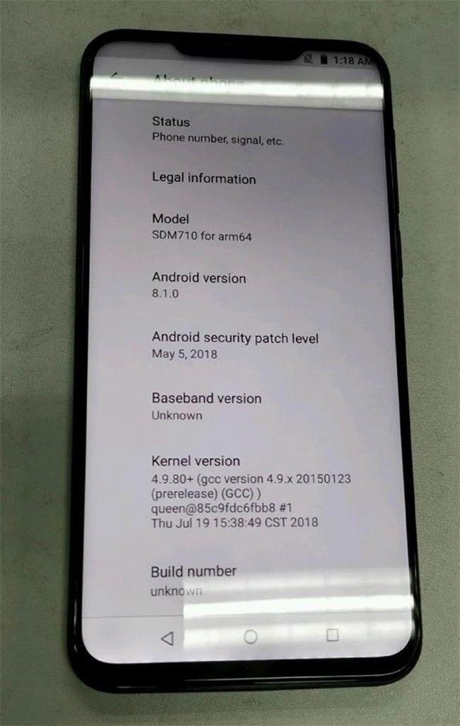 Meizu X8 на «живом» фото и у него имеется «айфоноподобная» черта – фото 2