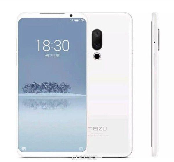Meizu 16 позирует на фото – фото 2