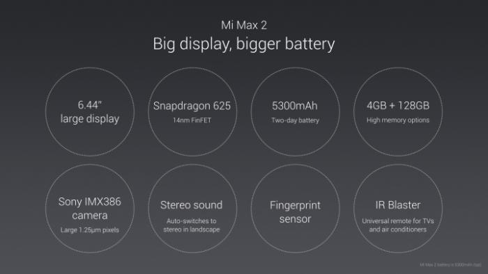 Первые фото на Xiaomi Mi Max 2 – фото 3