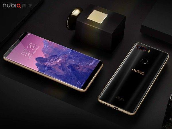 Nubia Z18 «уделал» в AnTuTu ASUS ZenFone 5z и Xiaomi Mi Mix 2S – фото 2