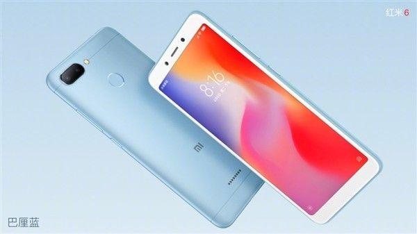 Xiaomi Redmi 6 уже успел пройти тест на прочность – фото 1