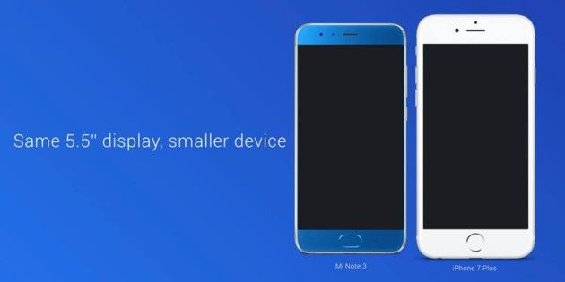 Анонс Xiaomi Mi Note 3: для тех, кому нужен Xiaomi Mi6 побольше – фото 9