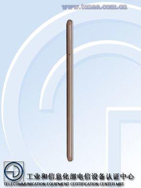 Изображения Xiaomi Mi Max 3 с сайта TENAA – фото 2
