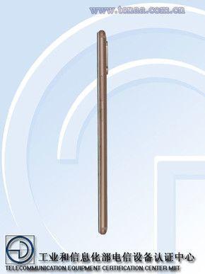 Изображения Xiaomi Mi Max 3 с сайта TENAA – фото 3