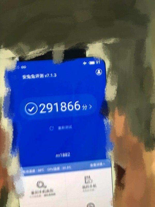 Результат AnTuTu: Meizu 16 обошел конкурентов – фото 1
