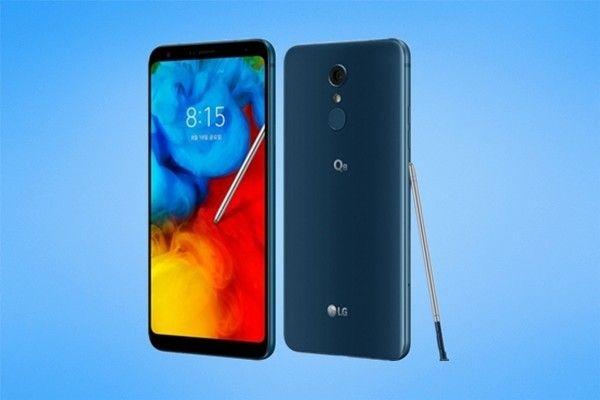 Представлен защищенный LG Q8 (2018) с поддержкой стилуса и качественным звуком – фото 1