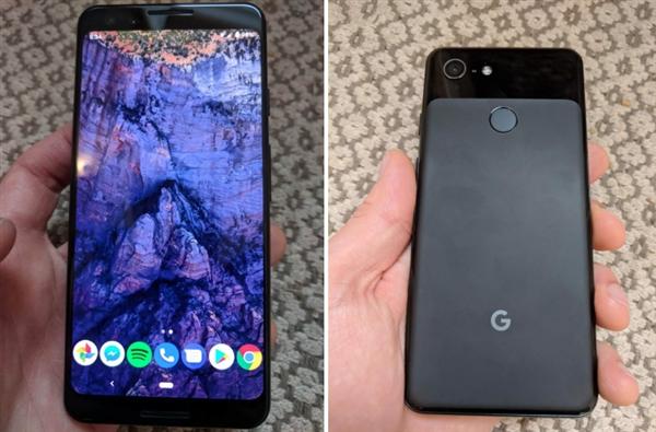 Google Pixel 3 позирует на «живых» фото + характеристики – фото 1