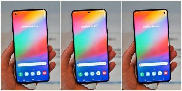 Подробности о Samsung Galaxy S10 и Galaxy S10 Lite: дисплей Infinity-O, платформа Qualcomm и емкая батарейка – фото 2