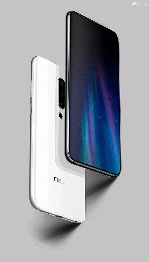 Изображение Meizu 16S с тройной камерой – фото 1