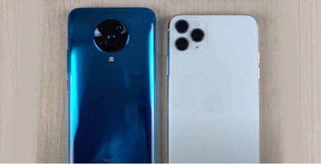 Redmi K30 Pro и iPhone 11 Pro Max сошлись в тесте на скорость работы. Угадай, кто выиграл? – фото 1