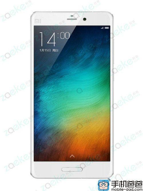 Xiaomi Mi5 засветился на рендерах – фото 1