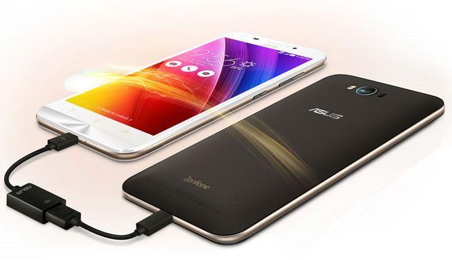 Asus ZenFone Max: старт продаж 7 января – фото 1