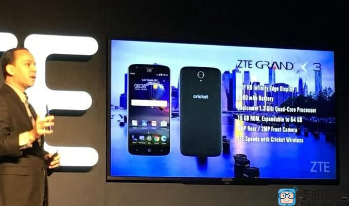 ZTE Grand X3 – новый 5,5 - дюймовый бюджетник с USB Type-C – фото 1