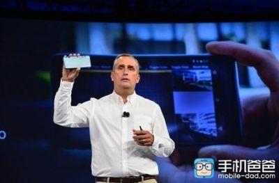 RealSense ZR300 – первый смартфон с чипом Intel Cherry Trail x7-Z8700 – фото 1