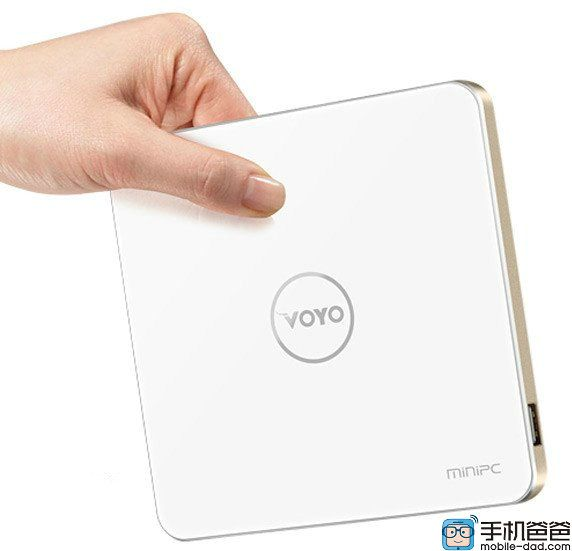 Voyo V3 – мини-ПК на базе мощного процессора Intel Cherry Trail x7-Z8700 – фото 2