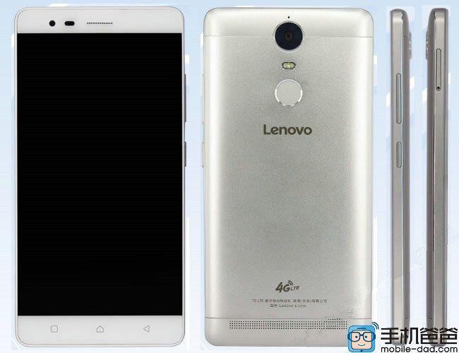 Lenovo K5 Note сертифицирован в TENAA: металлический фаблет на базе Helio P10 – фото 4