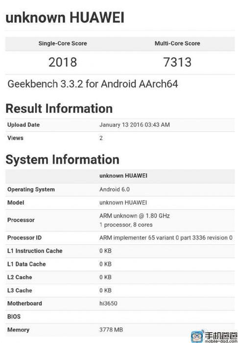 Kirin 955 станет самым мощным чипом Huawei – фото 2