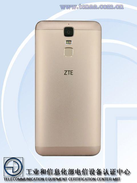 Смартфон ZTE с аккумулятором на 4900 мАч сертифицирован в TENAA – фото 2