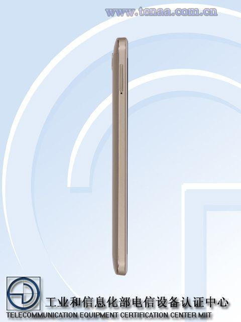 Смартфон ZTE с аккумулятором на 4900 мАч сертифицирован в TENAA – фото 3