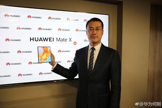 Тестирование Huawei Mate X еще не завершено – фото 2