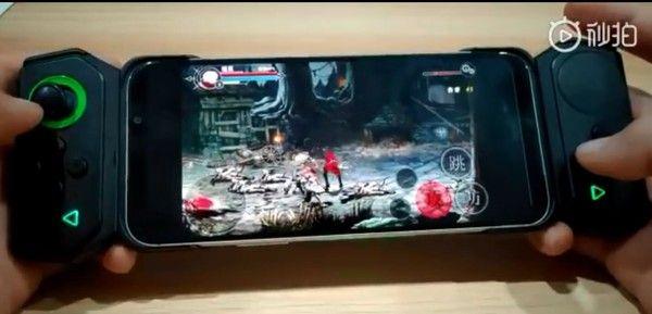 Xiaomi Black Shark 2 показали на фото и он предложит «киберспортивную» батарейку – фото 2