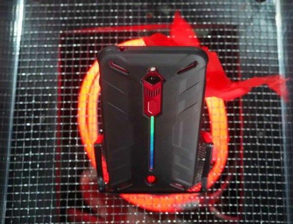 Показали дизайн Nubia Red Magic 3 – фото 3