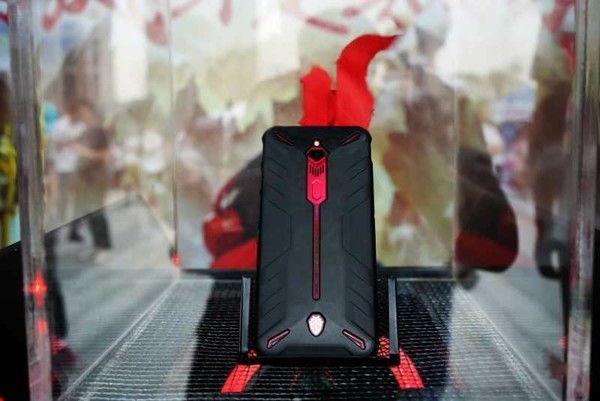 Показали дизайн Nubia Red Magic 3 – фото 1