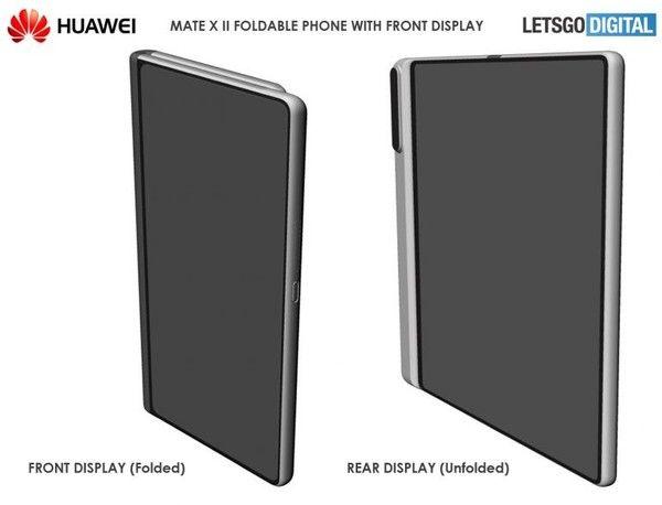 Huawei запатентовала гибкий смартфон. Huawei Mate X2? – фото 2