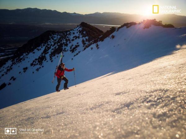 Снято на OnePlus 7 Pro: National Geographic провел съемку в Северной Америке – фото 3