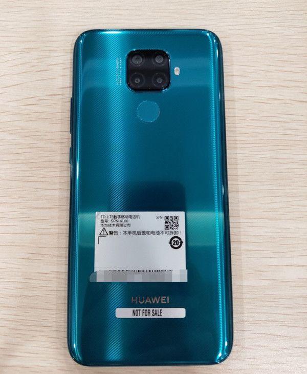Huawei Nova 5i Pro показали на «живых» снимках