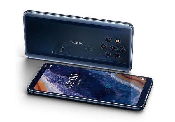 Подробности Nokia 9.1 PureView