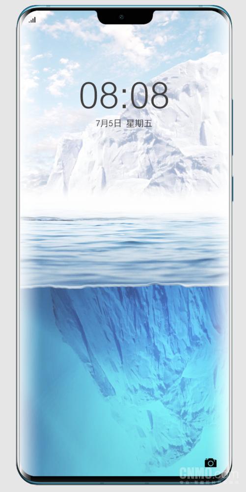 Huawei Mate 30 с датчиками SuperSensing