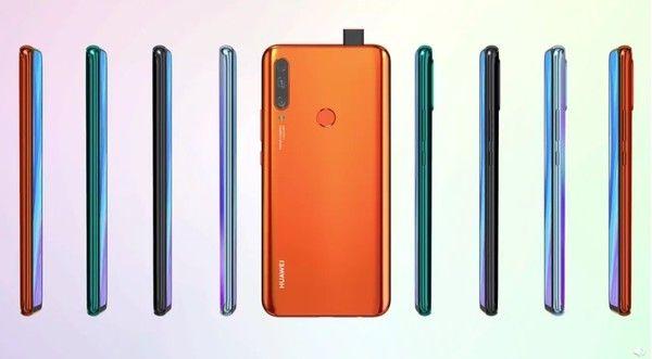 Huawei Enjoy 10 Plus: рендеры и характеристики – фото 2