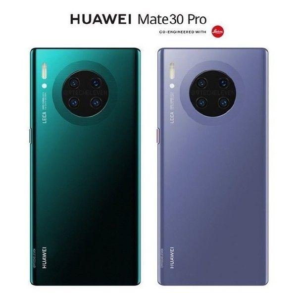 Озвучили характеристики премиального Huawei Mate 30 Pro – фото 1