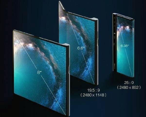 Прием предзаказов на Huawei Mate X стартует на следующей неделе – фото 1
