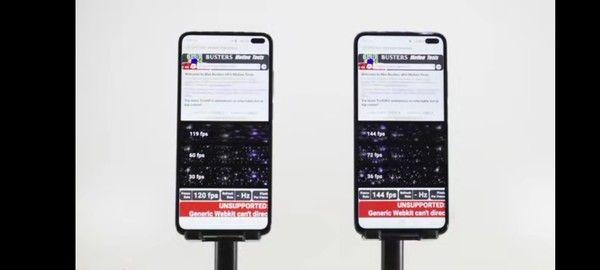 Занимательное совпадение: дисплей Redmi K30 5G выдает частоту обновления 144 Гц – фото 2