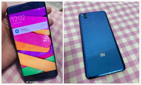 Фото отмененного Xiaomi Mi 6 Pro – фото 1