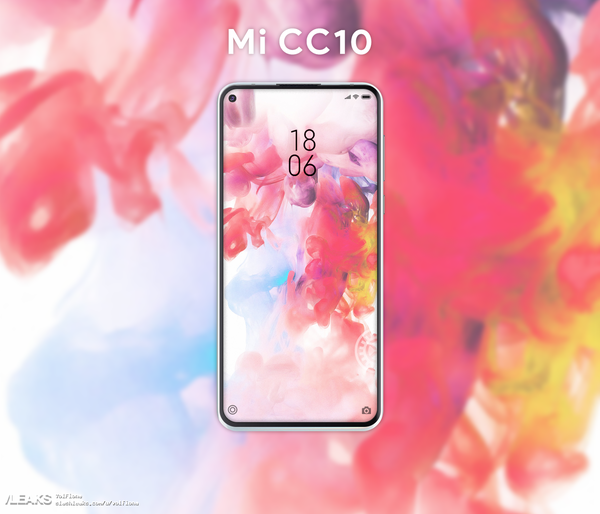 Рендер Xiaomi Mi CC10: фейк или реальность? – фото 2