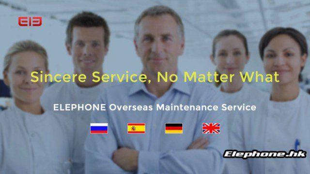 Elephone открыл 4 сервисных центра – фото 1