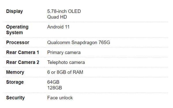 В Google Pixel 5 все же решено экономить на чипе – фото 2