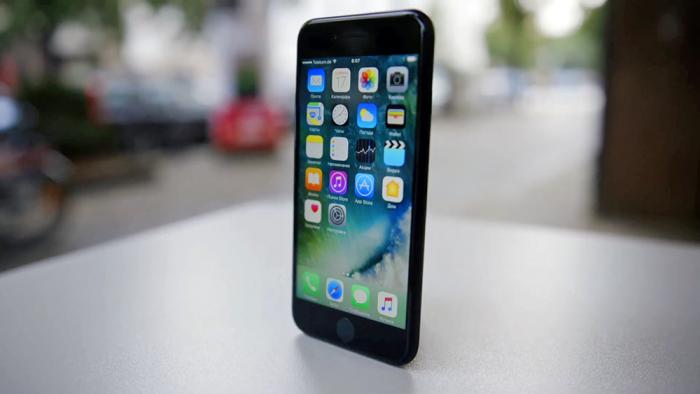 боковая панель iPhone 7