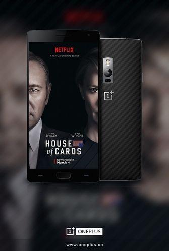 OnePlus 2 будет использоваться актерами в новом сезоне популярной политической драмы «Карточный домик» – фото 1