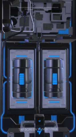OnePlus 8T: двойная батарейка и ультрабыстрая зарядка – фото 1