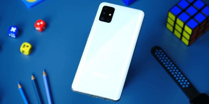 Обзор Samsung Galaxy A51 – апгрейд забыли положить… – фото 18