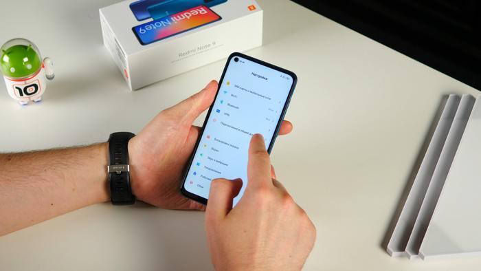 Обзор Redmi Note 9 – младший смартфон популярной линейки от суббренда Xiaomi. – фото 24